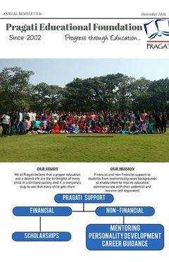 Pragati-Newsletter-2018